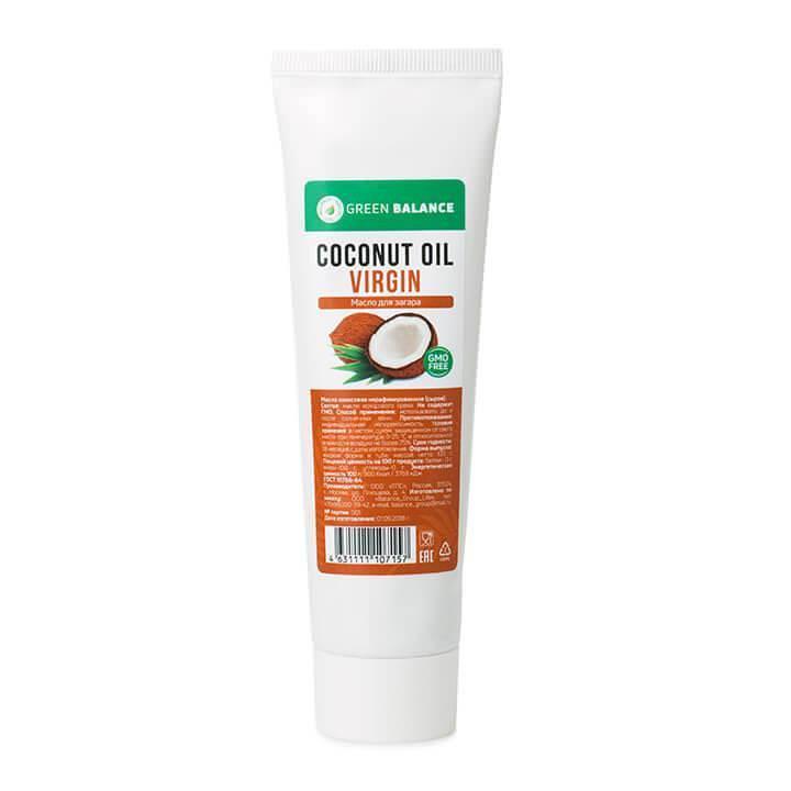 нерафинированное кокосовое масло