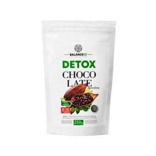 Детокс спирулина с шоколадом