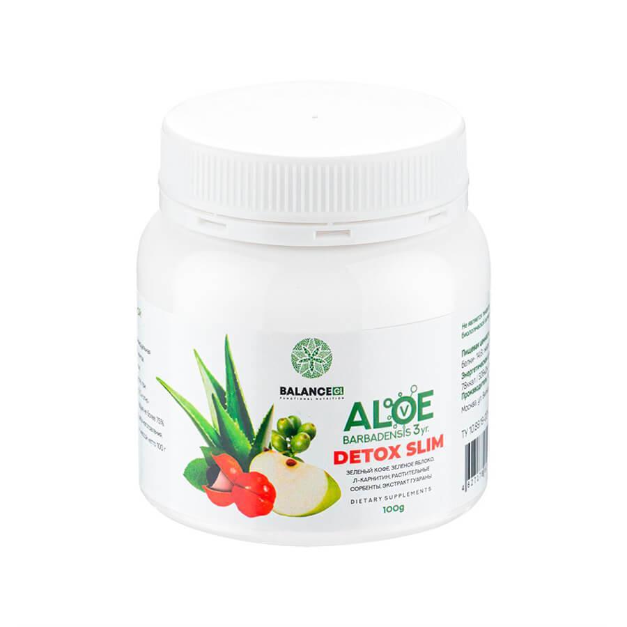 aloe detox slim