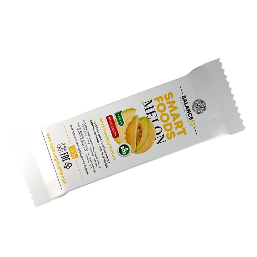 фруктовый батончик дыня