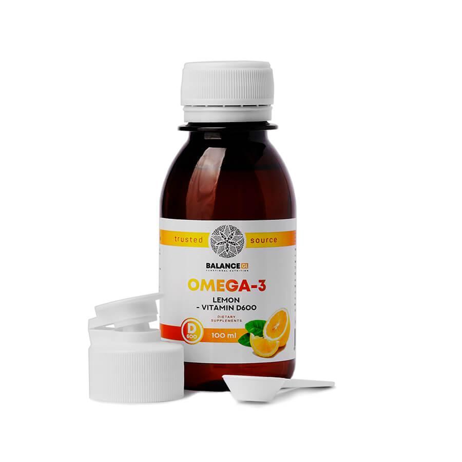 Омега 3 с витамином Д 1